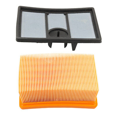 Air Filter Set For Stihl Ts700 Ts800 Concrete Cut Off Saw Replace 4224-140-1801