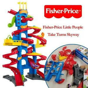 NEW Fisher-Price Little People Take Turns Skyway [English] Condtion: New, English