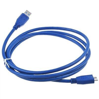 PwrON Micro USB 3.0 Cable for Nikon D810A D810 D800 D800E Camera UC-E22 UC-E14
