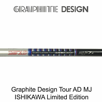 Graphite Design Tour AD MJ 'ISHIKAWA edition' Wood - 7 X (.335) new