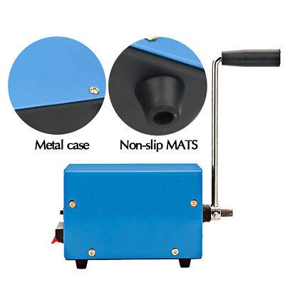 Multi-function Portable Hand Crank Emergency Usb Charger Generator Sos Travel