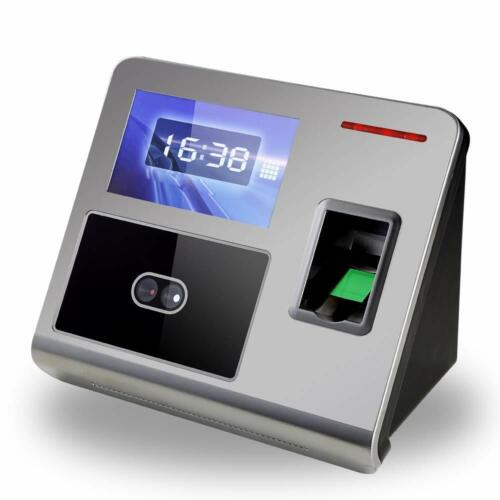 Face Recognition Terminals Machine Facial Fingerprint Password Sign In New