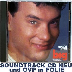 Big-Howard-Shore-COLONNA-SONORA-CD-NUOVO-E-OVP-in-pellicola