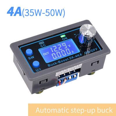 Dc-dc Step-downup Buck Boost Power Supply Module Lcd Digital Display Adjustable