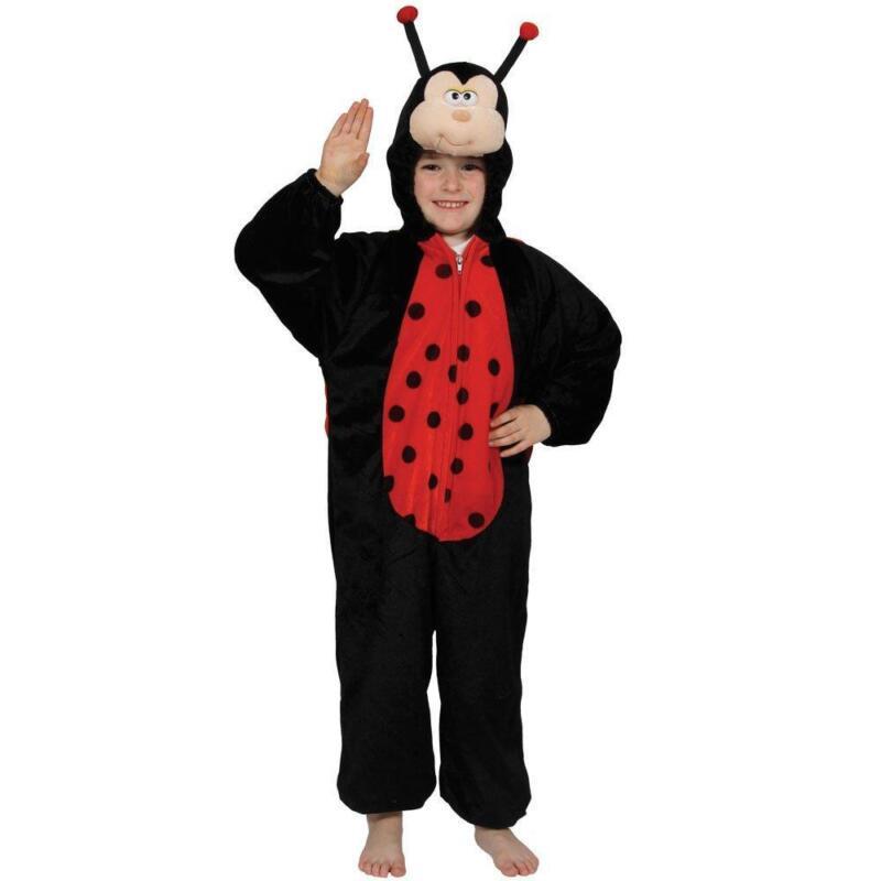 Childrens Ladybird Costume Ebay