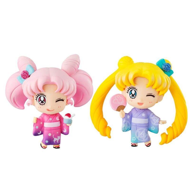 Sailor Moon Petit Chara Kyoto Marubeni Ver. Megahouse Limited Japan