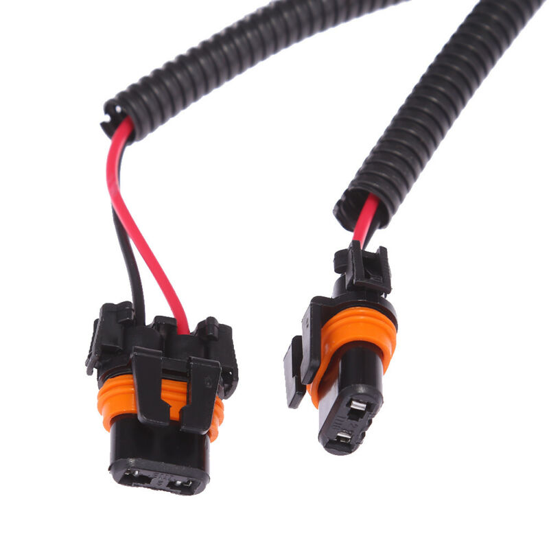 Fog Light Wiring Harness Kit For Chevy Silverado 03