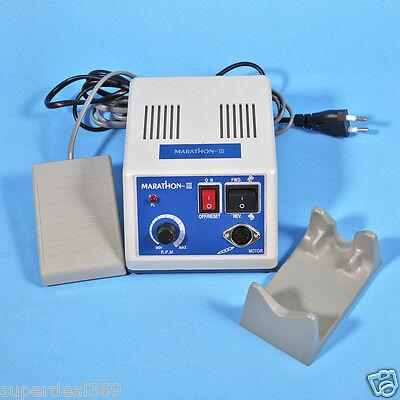 Multipurpose Micromotor Dental Lab Marathon Polisher N3 Unit 35k Rpm Portable