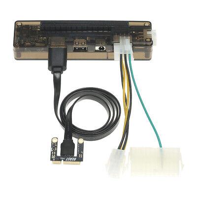 Laptop Externe unabhängige Grafikkarte Grafik Dock Mini PCI-E-Version für Y1B7
