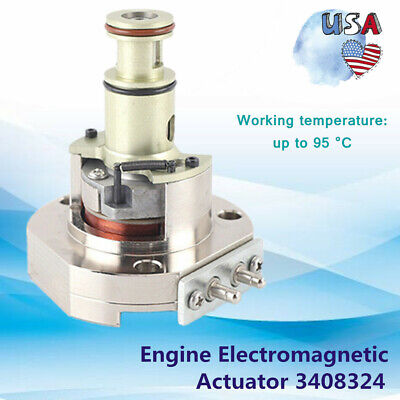 250kw Engine Actuator Electromagnetic Actuator Low Flow Fit Nta855 Fast Ship