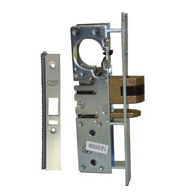 Hand Deadlatch Lock (Grip Tight Tools 1-1/2-Inch Backset Narrow Stile Left Hand Deadlatch Lock, Alumi)