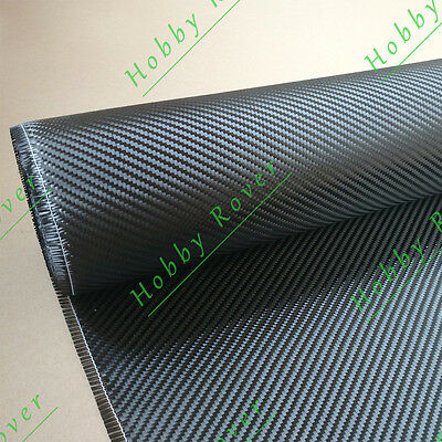 """High-quality 3K 5.9OZ Real carbon fiber cloth fabric 40"""" width for bicycle car on Rummage"""