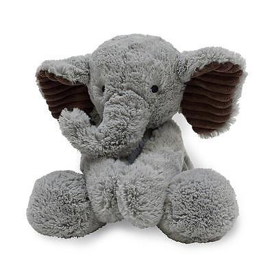 Lambs & Ivy S.S. Noah Plush Elephant - Theodore