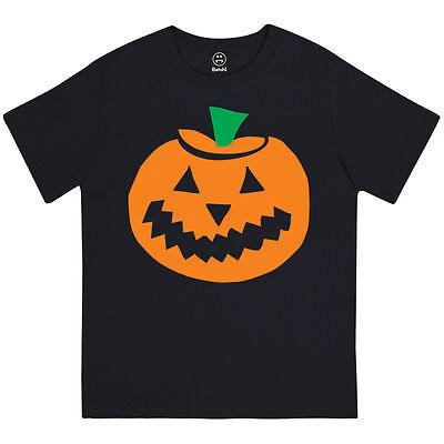 Halloween - Gruselige Riesig Kürbis Jungen Trick oder Süßes Kinder - Gruselig Süße Kostüm