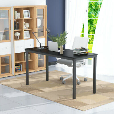 39.37 Computer Desk Laptop Pc Table Gaming Desk Home Office Sturdy Workstation