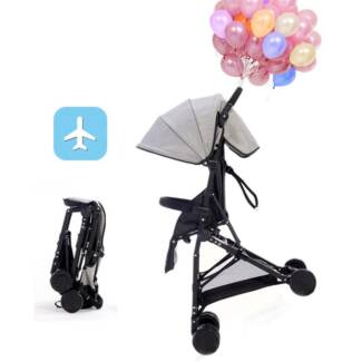 Brand New Light Weight Stroller/Compact Travel Stroller(4.1kg)