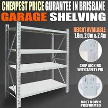 New HD Long Span Warehouse Garage Shelving Tyre Rack From $99! Darra Brisbane South West Preview
