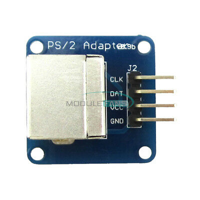 Adapter Ps2 Ps2 Keyboard Keypad Module For Arduino New