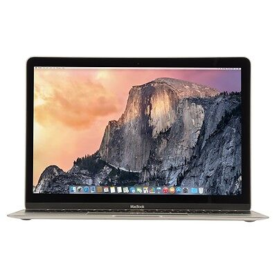 NEW 2015 Apple Macbook Intel M 1.2GHz 8GB 512GB 12