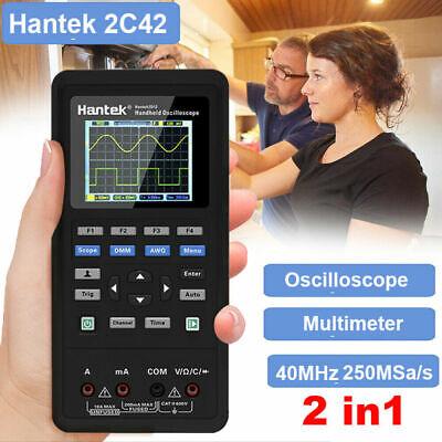 Hantek Handheld Oscilloscope 2c42