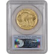 Gold Buffalo PCGS MS70