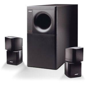 Bose Acoustimas 5 Series III Free Sharp Home Theatre