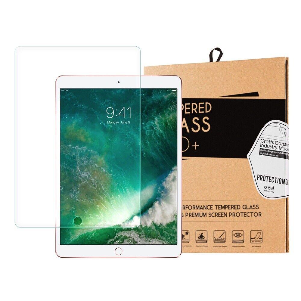 Apple iPad Air 2019 Displayschutzglas Schutzpanzer Glasfolie ECHTGLAS Folie 9H