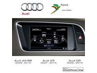 Dynavin N6-A5 Multimedia/Navigation Bluetooth/iPod/GPS/USB Car Stereo Audi A4/A5/Q5 B8 2008-2014