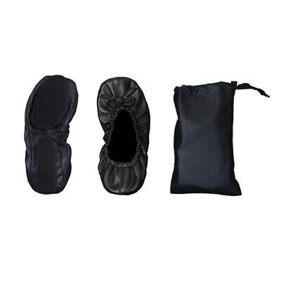 12 Manoletinas plegables negras con bolsa. Recuerdo boda, zapatillas, bailarinas