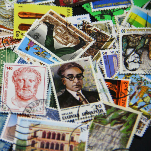 ✯ Lots Various Valuable Collection Stamp Old Foreign World Stamps ✯