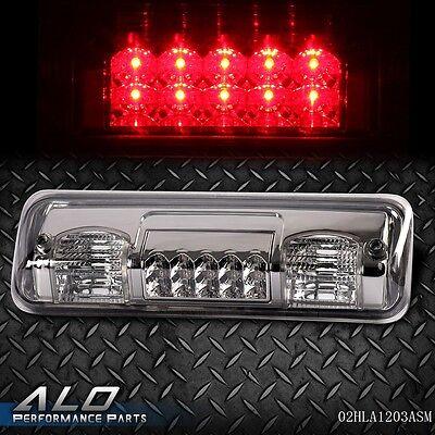 - For 04-08 FORD F-150 Pickup Truck LED Third 3RD Brake Tail Light Lamp Smoke