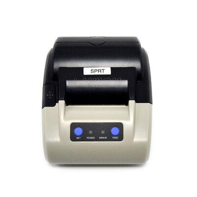 Thermal Mini Printer For Dental Steam Sterilizer Autoclave Sp-pos58 Lmws