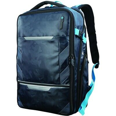 "Samsonite - Backpack for 15.6"" Laptop - Charge Blue"