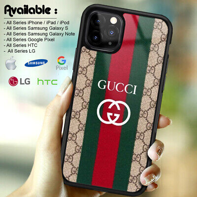 Case iPhone 11 Pro Max Guccy845rCases 7 8 X XR XS Strip Galaxy S10 S20 Ultra 156