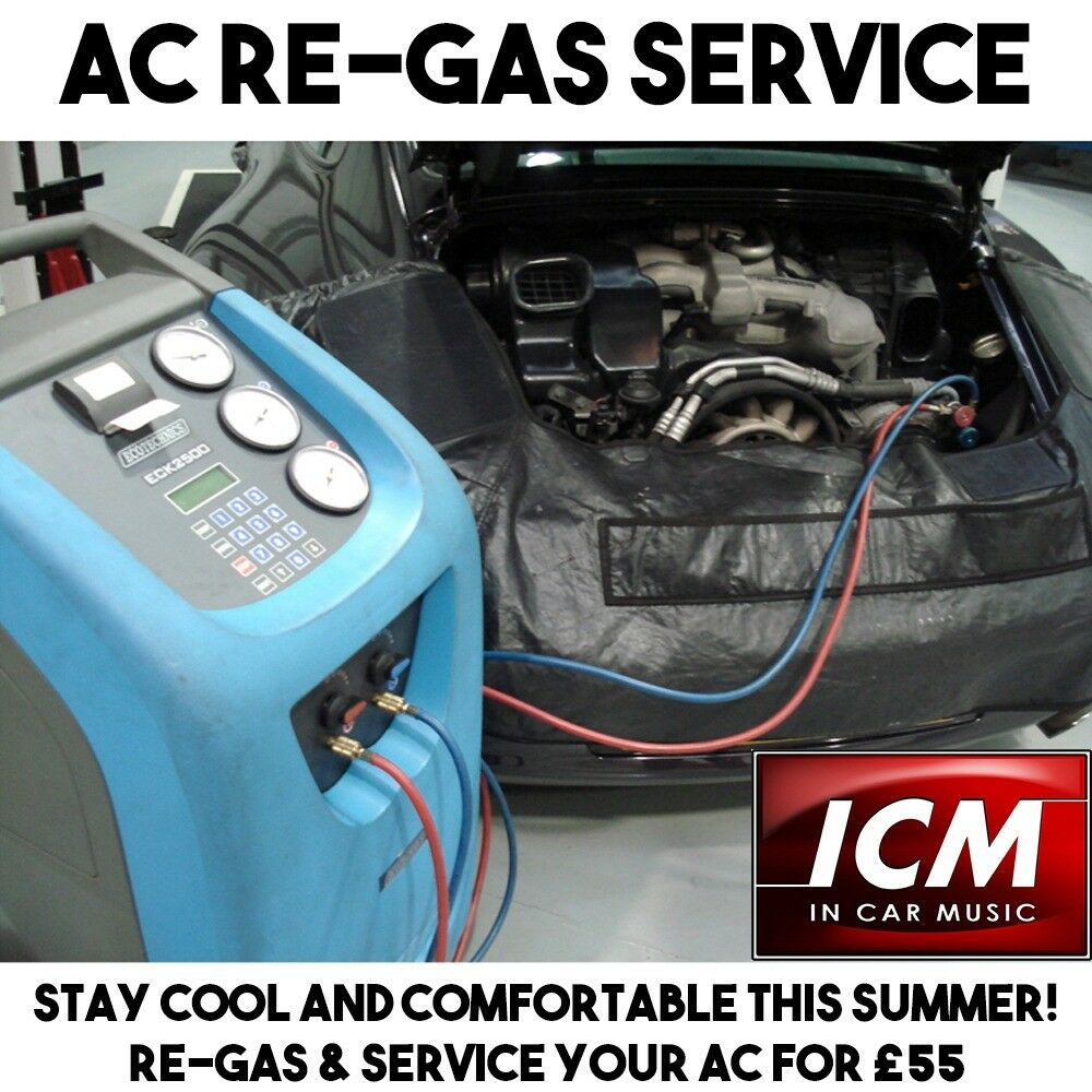 Air Con Ac Condition Regas Recharge Service 55 All Makes Of Cars Audi Bmw Mercedes Vw Etc In Leytonstone London Gumtree