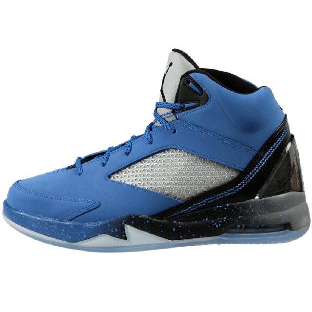 Air Jordan Blue Sneaker