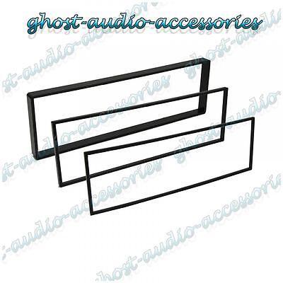 Citroen C4 2004-2010 Black Fascia Facia Panel Adapter Single Trim Din CT24CT06
