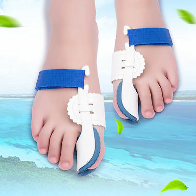 Bunion Device Hallux Valgus Orthopedic Braces Toe Corrector Night Big Bon