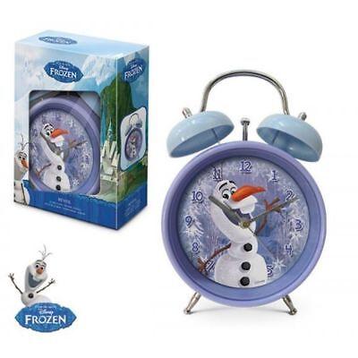 Kinderwecker Olaf Frozen Kinder Wecker Disney Geschenkidee Geschenke für Kinder (Frozen Kinder Geschenke)