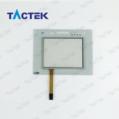 Touch Screen Panel Glass For Uniop Etop05eb-0045 Etop05eb-df50 With Overlay