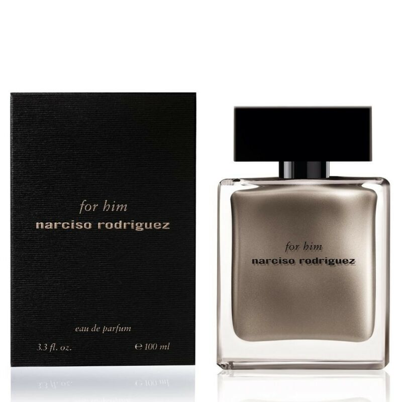 FOR HIM NARCISO RODRIGUEZ cologne EDP 3.3 / 3.4 oz New in Box