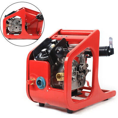 Co2 Gas Shielded Welding Machine Wire Feeder Double Drive 1.0 1.2 1.6mm Red