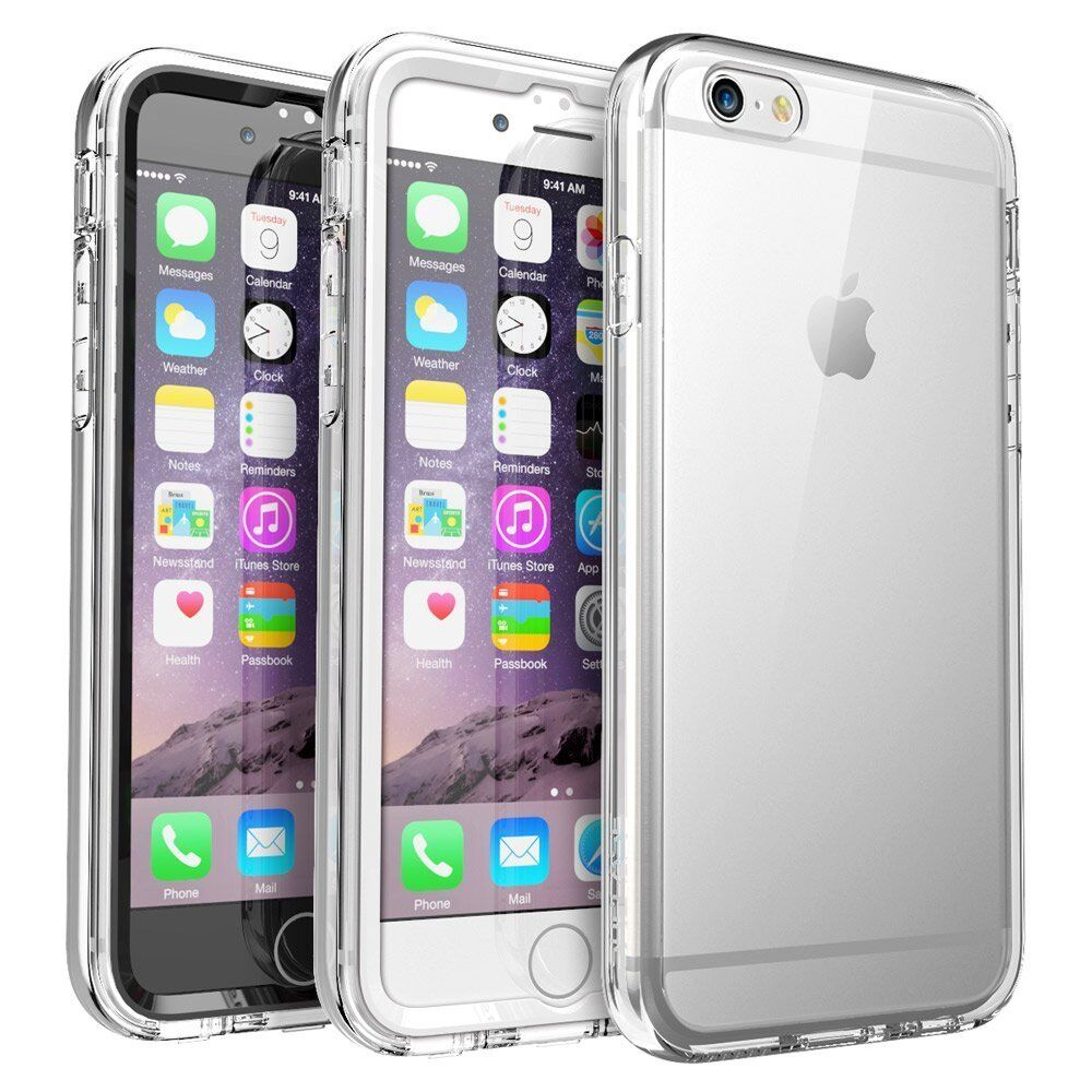 iPhone 6 Plus/ 6S PLUS SUPCASE Full-Body Bumper Case Cover with ...