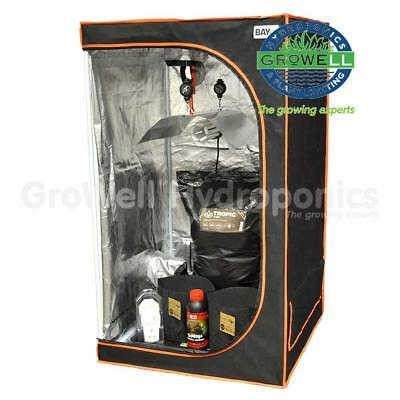 2-in-1! BAY6 MOTHER PLANT GROW TENT KIT/ INDOOR HYDROPONIC GROWING ROOM TENT KIT