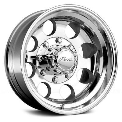 16 inch 16x10 Pacer 164P   Polished wheel rim 8x6.5 8x165.1 -32 (16 Inch Polished Wheels)