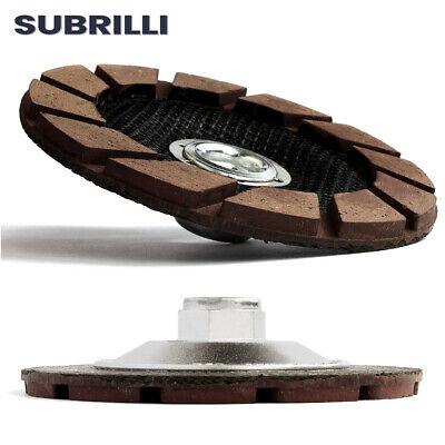 5inch Ceramic Bond Diamond Grinding Cup Wheel Concrete Edge Cup Polishing Wheel