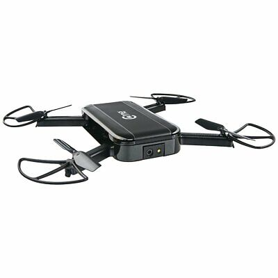 C-me Cme Social Media Flying Camera: Folding Mini Pocket Selfie Drone with WiFi,