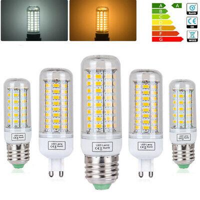 E27 G9 LED Corn Bulb 6W 15W 20W Light 5730 SMD Lamp Warm White Cool White 110V Bulb G E Lighting