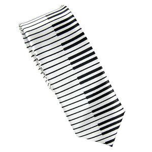 Piano Key Tie