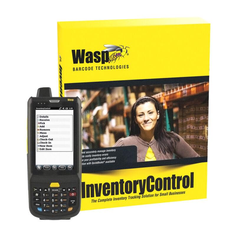 WASP INVENTORY CONTROL RF ENTERPRISE - MULTIPLE LICENSES